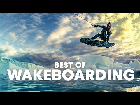 Surreal Wakeboarding In The Most Unexpected Locations - Best Of Red Bull