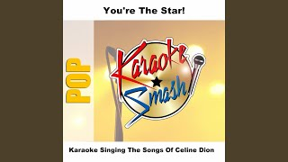 The Prayer (2002 Version) (karaoke-Version) As Made Famous By: Celine Dion