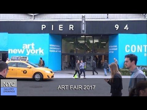 ART NEW YORK 2017