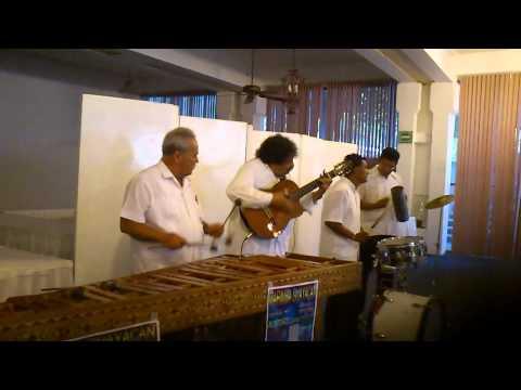 Sergio el bailador - Marimba Guayacan - Marimba en el D.F