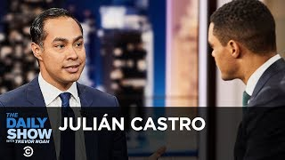"""Julián Castro - """"An Unlikely Journey"""" to 2020   The Daily Show"""