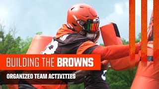 Building the Browns 2019: Organized Team Activities (Ep. 7)