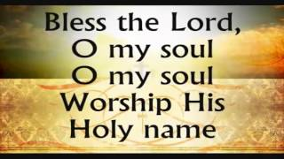 10,000 Reasons (Bless the Lord o my soul ) - Matt Redman (with Lyrics)