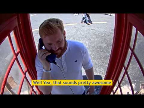 Foster's   Helluva Tour   Phonebox Highlights