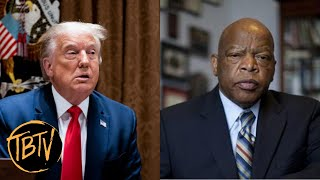 Donald Trump Vs Rep. John Lewis | Tim Black
