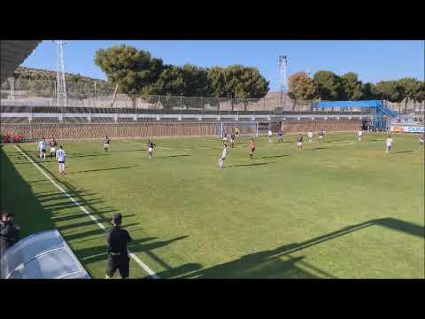 (LOS GOLES SUBGRUPO A) Jornada 11 / 3ª División / Fuente YouTube Raúl Futbolero