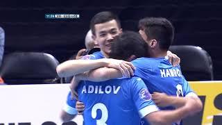 Vietnam 1-3 Uzbekistan (AFC Futsal Championship 2018: Quarter-Finals)