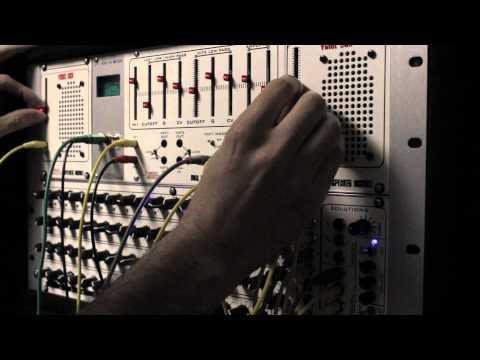 Medic Modules Voice Box Eurorack Speaker feat. Analogue Solutions Eurokorn