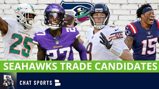 Seahawks Trade Rumors: 6 Players Seattle Can Trade For Ft. Xavien Howard, N'Keal Harry, Nick Foles