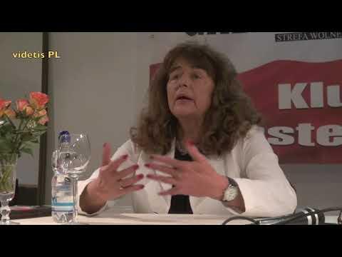 Dr Ewa Kurek - wykład w Amsterdamie