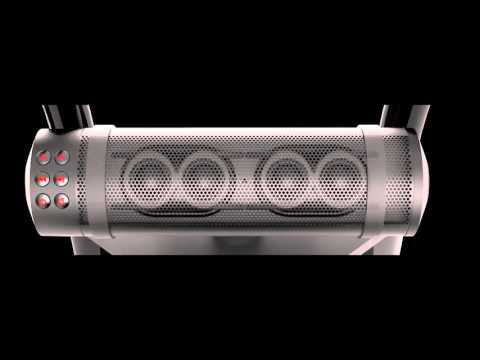 MTX Audio's 150-watt MUDHSB-B Motorcycle Audio Bluetooth Sound Bar