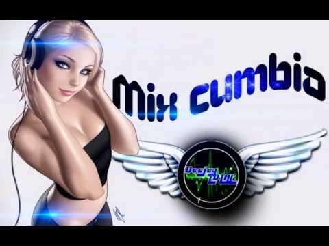 Mix Cumbias Bailables ★[ Dj Total  ]★ (Mix Pollada Bailable)