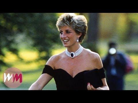 Top 10 Princess Diana Fashion Moments