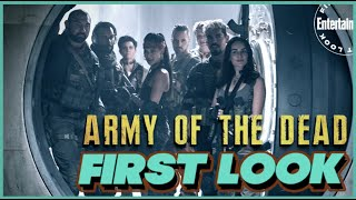 Army of the Dead FIRST LOOK - Zack Snyder Netflix Movie