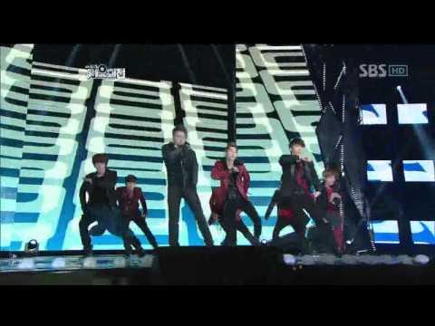 SNSD&Super Junior Dance(소녀시대&슈퍼쥬니어 댄스) @SBS MUSIC FESTIVAL가요대전 111229