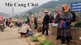 Khám phá thị trấn vùng cao Mù Cang Chải - Yên Bái | phượt Mù Cang Chải ( Tập cuối ) | GÁI BẢN