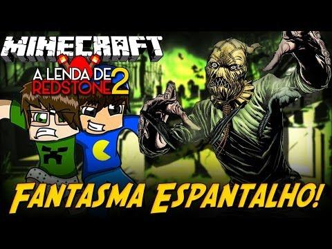 Baixar Minecraft: - A Lenda de Redstone 2 - FANTASMA ESPANTALHO! #3
