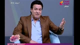 تعرف على رأي الفنان حلمي عبد الباقي فى اغاني المهرجانات     -