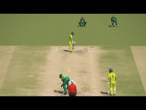 Australia vs South Africa world cup 2019 | Live Cricket Gameplay | Aus vs SA | Ashes Cricket Game
