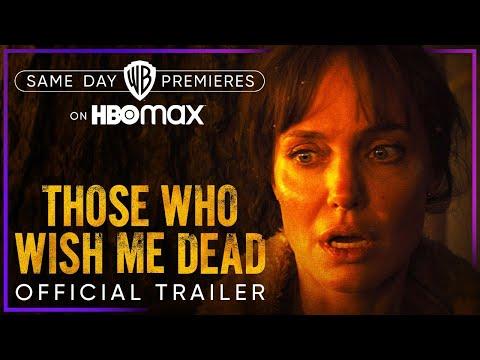 """Погледнете го трејлерот за новиот трилер со Анџелина Џоли - """"Those Who Wish Me Dead"""""""