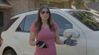 Fastest Way To Break A Car Window -Professionally #Smash2SaveALife