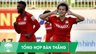 Hàng công Hoàng Anh Gia Lai đã thi đấu xuất sắc như thế nào? | HAGL Media