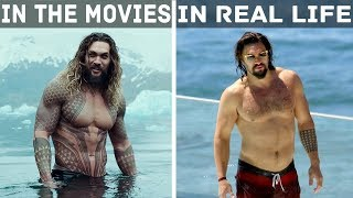 Insane Celebrity Body Transformations for Movie Roles