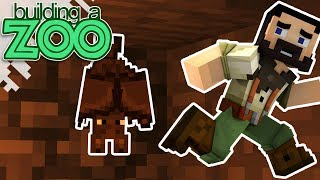 I'm Building A Zoo In Minecraft! - The Bat Cave! - EP24