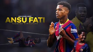 Ansu Fati - Teenage Sensation (Documentary)