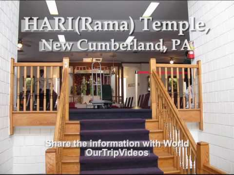Pictures of HARI (Rama) Temple, New Cumberland, PA, US