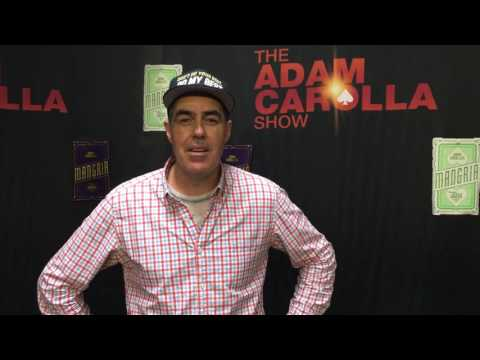 Adam Carolla is Coming to London