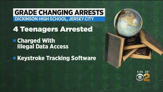High School Students Busted In Jersey City Grade Changing Scam