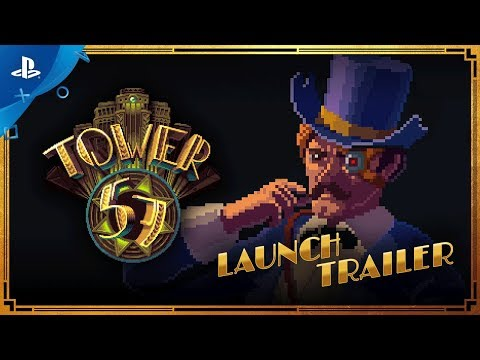 Tower 57 Trailer