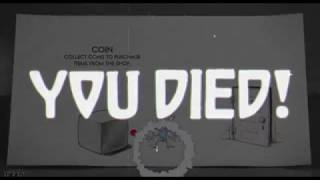 What happens if you die in the Cuphead Tutorial?