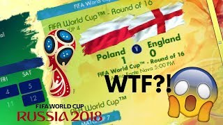 PREDICTING 2018 WORLD CUP!