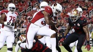 Arizona Cardinals vs San Francisco 49ers NFL Thursday Night Football 2016 FULL GAME Review