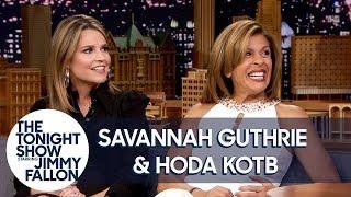 Savannah Guthrie and Hoda Kotb Tease a TODAY Show Halloween Twist