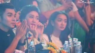 [FANCAM] [20.11.2017] Ninh Dương Lan Ngọc quẫy khi thí sinh hát Cô Ba Sài Gòn