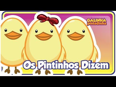 Baixar OS PINTINHOS DIZEM -  Galinha Pintadinha 4 - OFICIAL