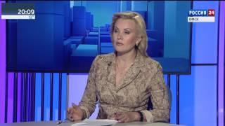 Актуальное интервью — Наталья Бобылева