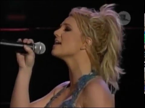 Britney Spears   Everytime Live In Lisbon