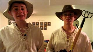 Jedediah and Hank Sing the Idaho State Song