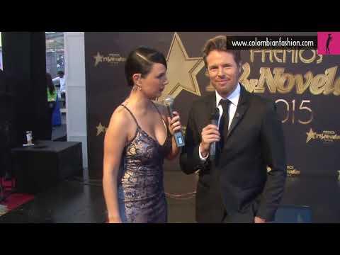 Alfombra Roja Premios TV y Novelas 2015