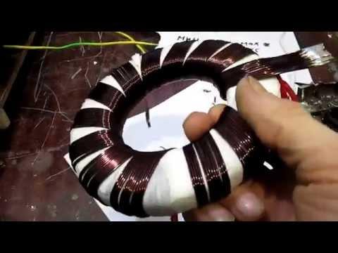 Станок тороидальный для намотки своими руками 146