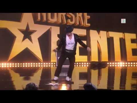 Norway's Got Talent 2017 - Michael Jackson (Norske Talenter)