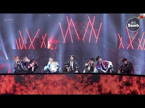 [BANGTAN BOMB] 'IDOL' Special Stage (BTS focus) @2018 가요대전 - BTS (방탄소년단)
