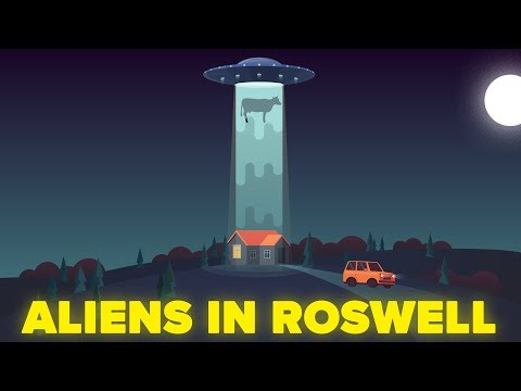 Is There Evidence That Aliens Did Come To Roswell?