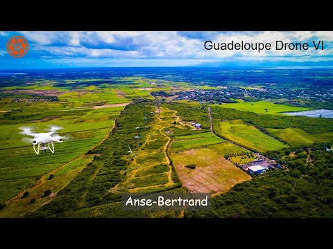 HD Drone Video | Anse-Bertrand, Guadeloupe