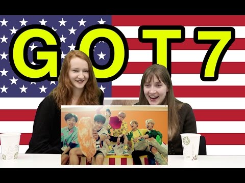 Americans Meet Kpop: GOT7