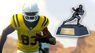 Can a WR win Heisman in NCAA? | NCAA 14 Dynasty Ep. 83 (S7)